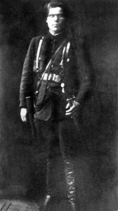 Нестор Махно (березень 1919 р.)