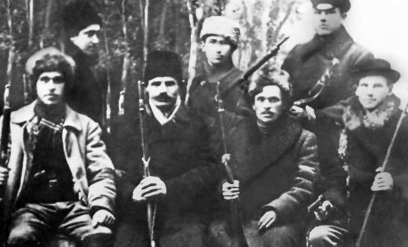 Захисники «червоного» Бердянська