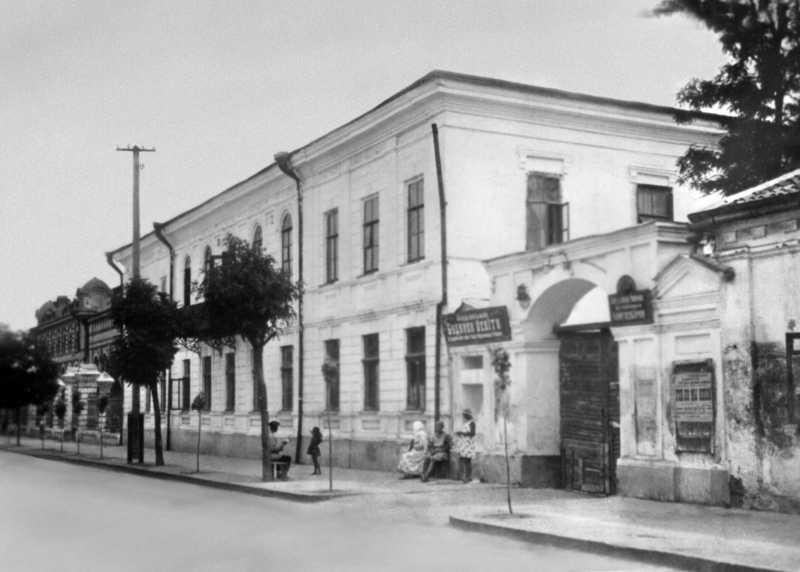 Будинок Бердянського земвідділу