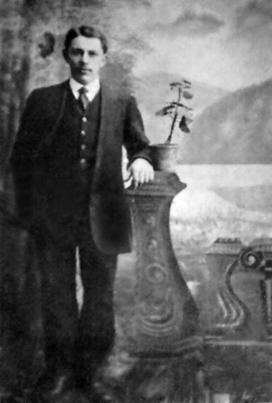 Михайло Ільїн