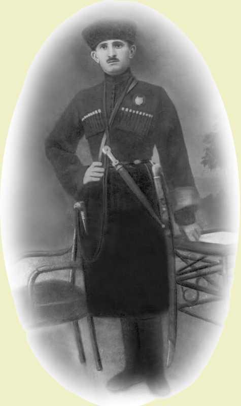 Заам Яндієв